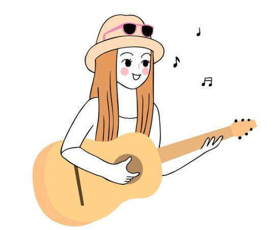 playing guitar iStock 1171457698
